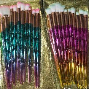 ⭐️⭐️10 piece makeup brush set⭐️⭐️